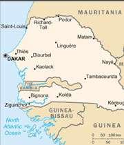 سنگال و قانون اساسی