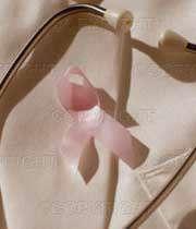 روبان صورتی علامت سرطان سینه