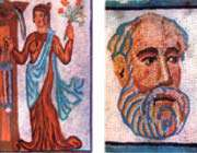 Bishapoor Mosaic