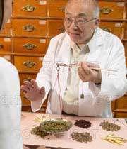 درمان آسم با طب سنتی چینی