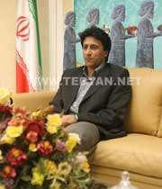 عبدالصمد مرفاوی  سرمربی تیم استقلال تهران  در تبیان