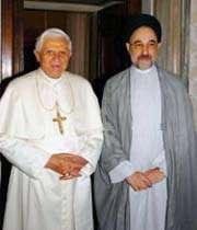 khatami,Romano Prodi