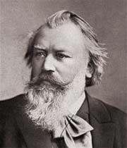 برامس ، موسیقیدان  آلمانی
