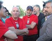 دیدار بگوویچ با علی آبادی در لغو بازیهای لیگ بی تاثیر نبود