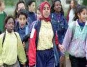 دانش آموزان مسلمان