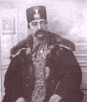 قتل ناصرالدین شاه قاجار