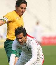 کعبی همچون بازی رفت یکی از بازیکنان کلیدی تیم امید در دیدار برگشت با استرالیا خواهد بود