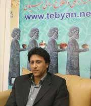 مرفاوی سرمربی استقلال تهران در تبیان