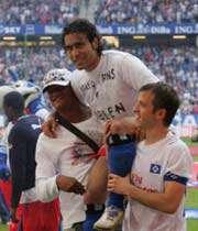 خداحافظی مهدوی کیا  از هامبورگ پس از 8 سال حضور در این تیم