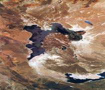 جغرافیای طبیعی سیستان وبلوچستان
