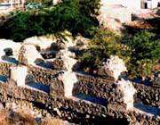 picture of the Siraf Ancient City