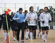 صحنه ای از تمرین تیم ملی ایران