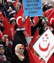 زنان مسلمان ترکیه