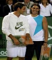 برترین های تنیس جهان در کنار هم
