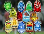 آرم و نشان چند  باشگاه لیگ برتر
