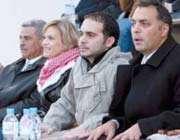 فزرند پادشاه اردن هم یکی از شاهدان  پیروزی ایران بود