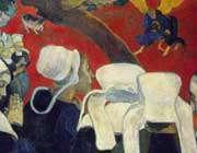 پُل گوگَن هنرمند و نقاش نوپردازفرانسوی