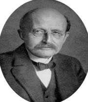 تولد ماکس پلانک ، فیزیکدان مشهور آلمانی