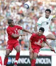علی دایی هم بسیاری از خصوصیات شماره 10 ها را دارد ، او هم تیمهای زیادی عوض کرده