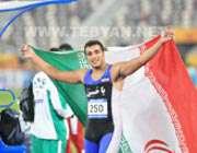 حدادی ستاره دو و میدانی ایران