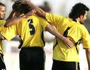 سپاهان با پیروزی برابر صباباتری درمرحله ی رفت فینال جام حذفی توانست به قهرمانی نزدیک ترشود
