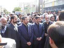 برگزاری مراسم تشییع پیکر آیت الله فاضل لنکرانی در قم