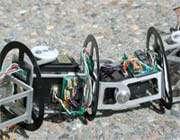 روبات های خزنده که برای انجام عملیات تحقیقی در سیارات دیگر برای عبور از موانع طراحی شدهاند