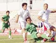 ایران مدافع عنوان قهرمانی در برابر عراق متوقف شد