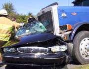 خودروهای سیاه بیشتر تصادف می کنند