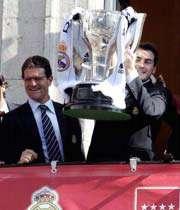 کاپلو رئال را بعد از 4 سال قهرمان لالیگا کرد