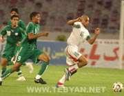 فوتبال، تیم ملی ایران ، عراق ،