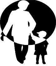 یه روز تابستانی ، قدم زدن با پدر