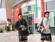 آرش برهانی باز هم راه امارات را در پیش گرفته است