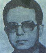 شهید علی درخشان