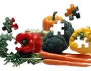سبزیجات، منبع غنی آنتی اکسیدان ها