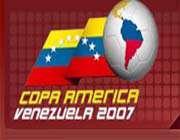 نشان رسمی کوپا آمه ریکا 2007