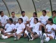 جمعی از بازیکنان ایران در جام ملتهای آسیا