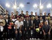 بازگشت تیم ملی والیبال ایران