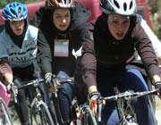 تهران قهرمان دوچرخه سواری کشور