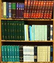 کتابخانه، کتاب