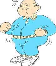 جلوگیری از ضعف هنگام لاغر شدن