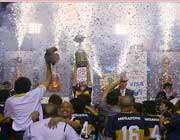 بوكا جونیورز قهرمان  لیبرتادورس