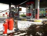 شب واقعه سهمیه بندب بنزین