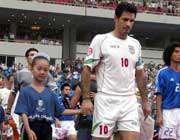 علی دایی رکورد دار حضور در جام ملتها