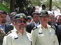 مصاحبه دفتر تبیان مشهد با فرماندهی ناجا