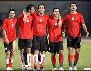 بازیکنان تیم ملی فوتبال