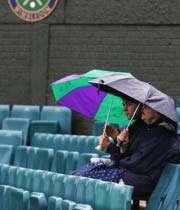 بارش باران همه ساله باعث به تعویق افتادن برخی از مسابقات می شود