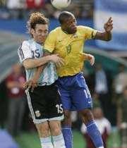 برزیل قهرمان کوپا آمه ریکا