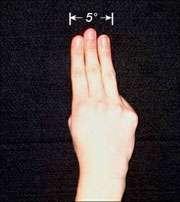 5 درجه