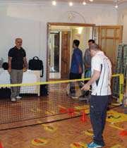 توسعه ورزش تنیس در شهر تهران